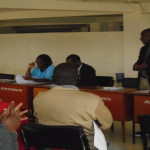 Postgraduate Students Applause JKUAT E-resources