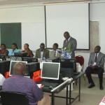 GIS TRAINING FOR RURAL ELECTRIFICATION AUTHORITY (REA)