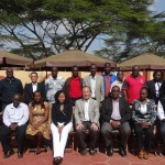 Department represented in Africa-ai-Japan planning meeting in Naivasha