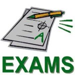 Supplementary/Special exams timetable – 1st and 2nd of Dec