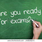 Exam Timetable 24th April to 8th May 2015