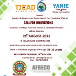 YANIE Young African and Nihonjin Innovators Expo@ JKUAT, 26th August 2016
