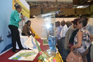 COD Landscape Architecture with a section of conference participants at KICC