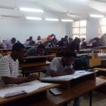 First Year Second-Semester Exams Underway