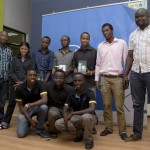 Mechatronic students aim to solve Kenya's insecurity problems through innovation