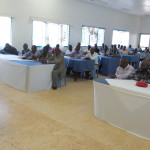 UNIT LEADERS IN MWEA IRRIGATION SCHEME TRAINED ON SRI