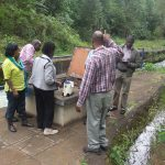 WARREC starts implementing project to Monitor Rivers in the Upper Tana Catchment