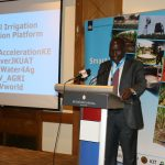 WARREC's Initiative to Promote Irrigation Best Practices  Lauded