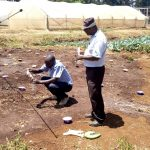 RESEARCH KEY TO PROMOTING FOOD PRODUCTION IN COUNTIES