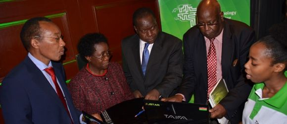 JKUAT TAIFA LAPTOP FOR ALL STUDENTS IN SESSION