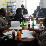 DiPCA Visited by NCHE (Namibia) Secretariat