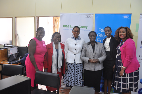 JKUAT-IBM WOMWN LEADERS