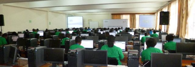 JKUAT Training room