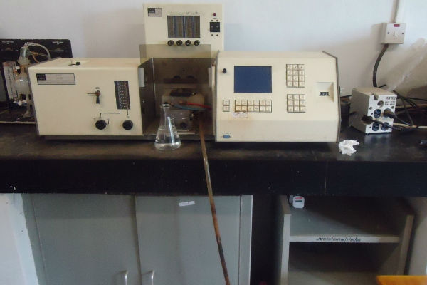 Atomic Absorption Spectrophotometer (AAS) – 210 VGB