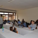 TRAINING WORKSHOP ON MOBILE APPLICATIONS BY PROJECT 4