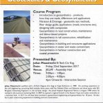 TRAINING ON GEOTEXTILES AND GEOSYNTHETICS