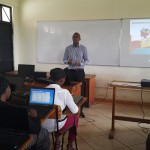 Innovation and Technology Transfer Talk from a Safaricom Guest Lecturer