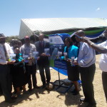 Center Represents the University in the Restoration of Athi River