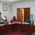 Nutritionists and Dieticians Institute Inspectors on a Mission at JKUAT