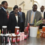 Koskei Calls for Increased Food Security Research
