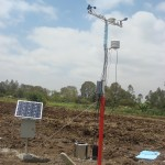 Weather Station at JKUAT to Foster Dry-land Agriculture