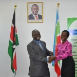 JKUSO Outgoing Team Hands over to the Incoming