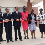 China hands over a Kshs 3 Billion Research Centre to JKUAT