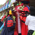 2563 Feted as JKUAT & PAUSTI Stage Joint Graduation