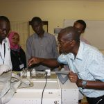 Fostering Chemical Science Training for Africa's Development