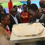 JKUAT Council Marvel at Innovations as Tech Expo Winner is Unveiled