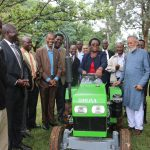 Shujaa Tractor Paves Ways for Agricultural Mechanisation