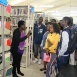 New students stream to JKUAT