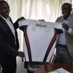Sporting Kits Boost to the JKUAT Rugby Team