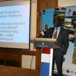 NIAP's Promotion of Irrigation Best Practices to Boost Food Security Lauded