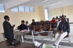 Students and Staff Sensitized on CABI Online Resources