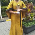 JKUAT Don Honoured by African Union