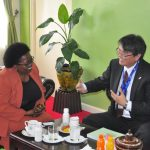 JICA to Continue Supporting JKUAT Research Activities