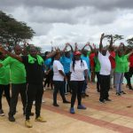 JKUAT Marks Inaugural Interdepartmental Staff Sports Day