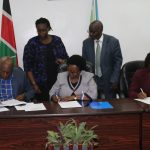 Murang'a County Assembly Partners with JKUAT for Capacity Building