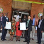 Commonwealth Association of Architects hands over Accreditation Certificates to JKUAT