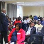 Varsity Holds Engagement Forum with Youth and Women Groups
