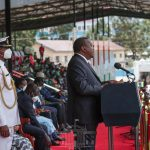 President Celebrates Two Former Students during Mashujaa