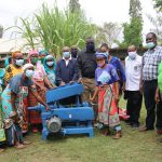 Cracking the Nut: JKUAT Unveils New Technologies to Boost Coconut Value Chains
